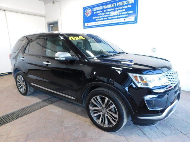 2018 Ford Explorer Platinum LEATHER NAVI SUNROOF 4X4 Listowel ON