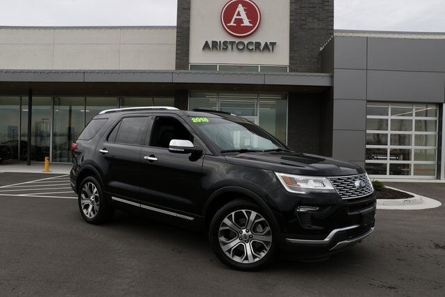 2018 Ford Explorer Platinum Lee's Summit MO