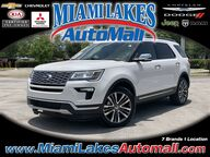 2018 Ford Explorer Platinum Miami Lakes FL
