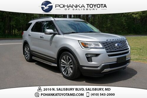 2018_Ford_Explorer_Platinum_ Salisbury MD