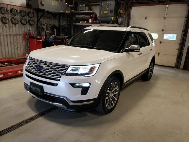 2018 Ford Explorer Platinum Sand Lake NY
