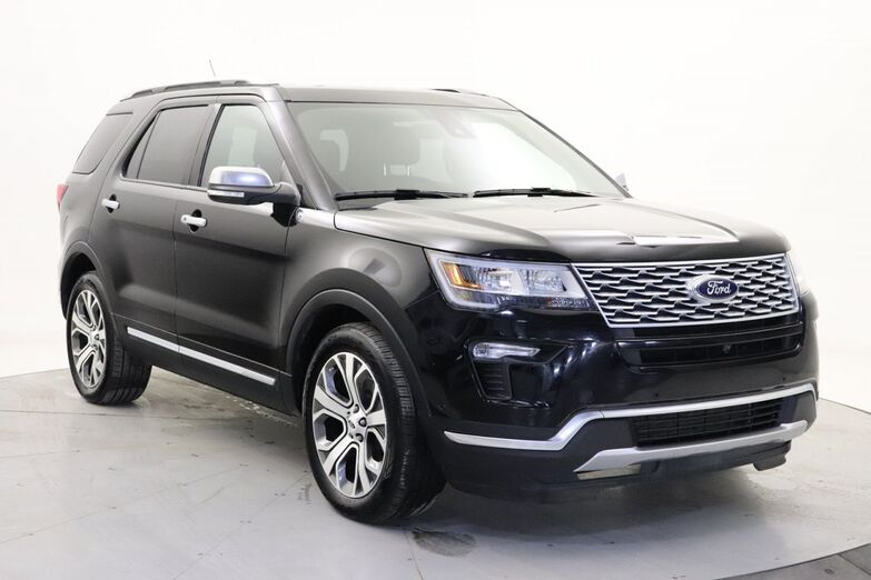 2018 Ford Explorer Platinum Sherwood Park AB