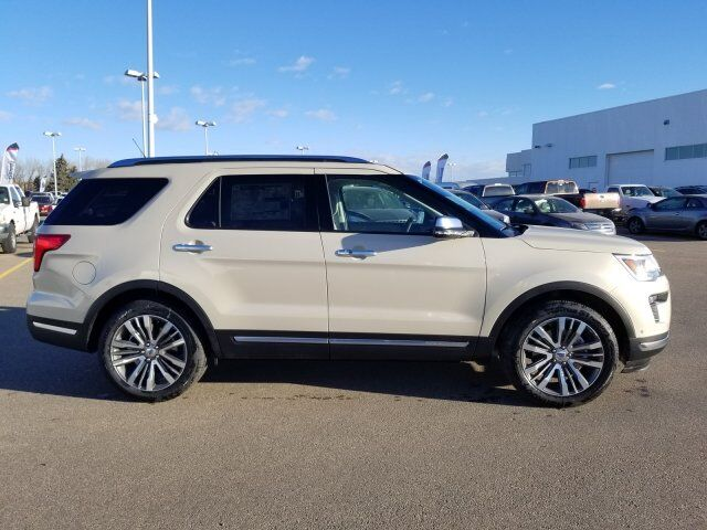 2018 Ford Explorer Platinum Swift Current SK
