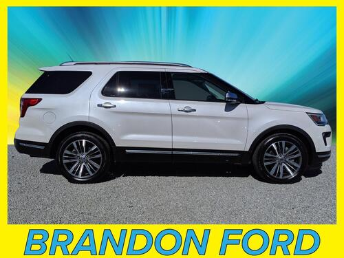 2018 Ford Explorer Platinum Tampa FL
