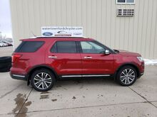 2018_Ford_Explorer_Platinum_ Watertown SD