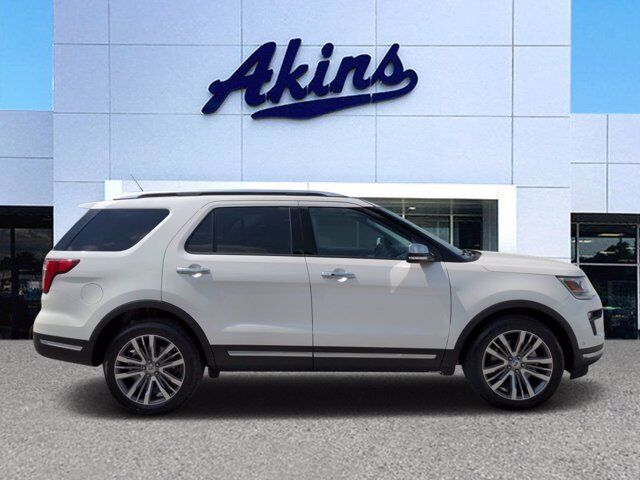 2018 Ford Explorer Platinum Winder GA