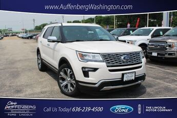 2018_Ford_Explorer_Platinum_ Cape Girardeau