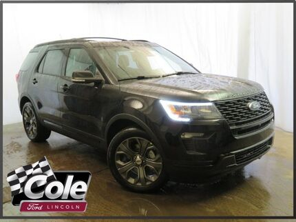 2018_Ford_Explorer_Sport 4WD_ Southwest MI