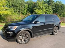 2018_Ford_Explorer_Sport 4WD_ Raleigh NC