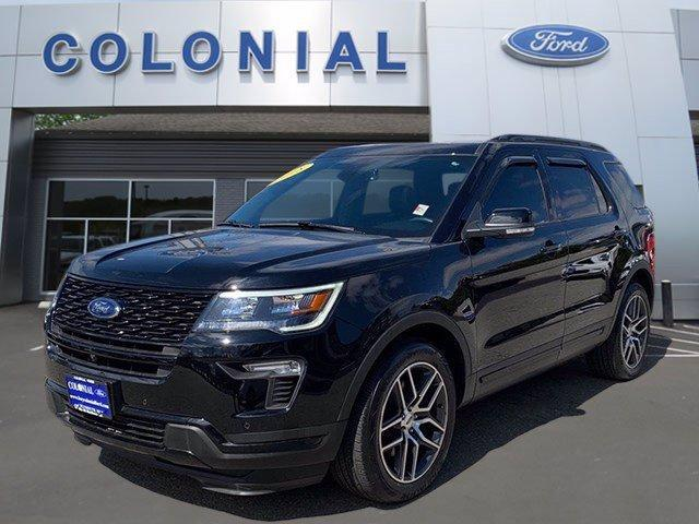 2018 Ford Explorer Sport 4WD Marlborough MA