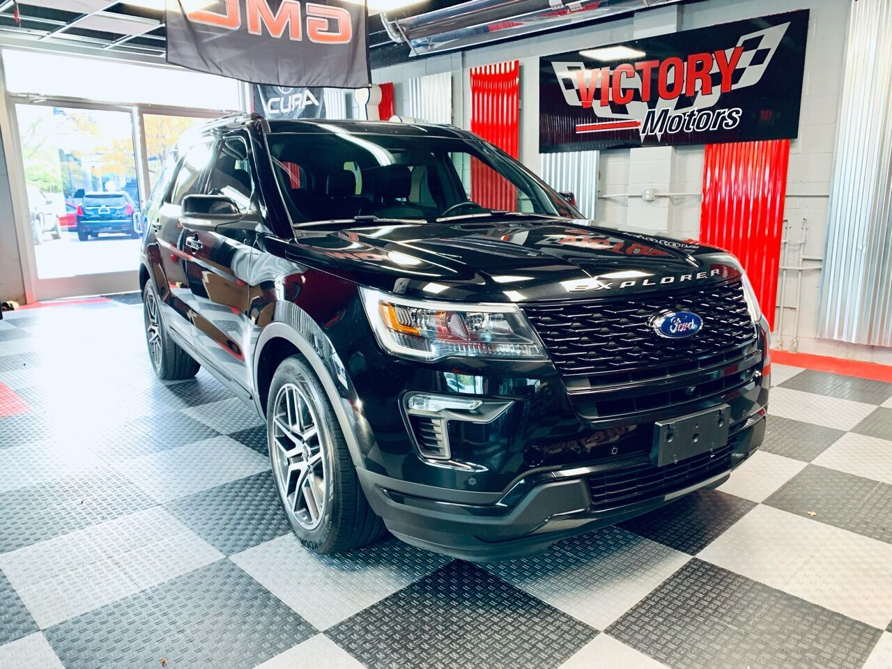 2018 Ford Explorer Sport AWD 4dr SUV Royal Oak MI
