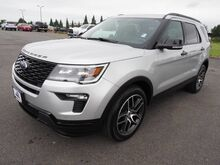 2018_Ford_Explorer_Sport_ Burlington WA