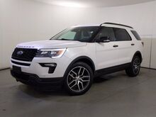 2018_Ford_Explorer_Sport_ Cary NC