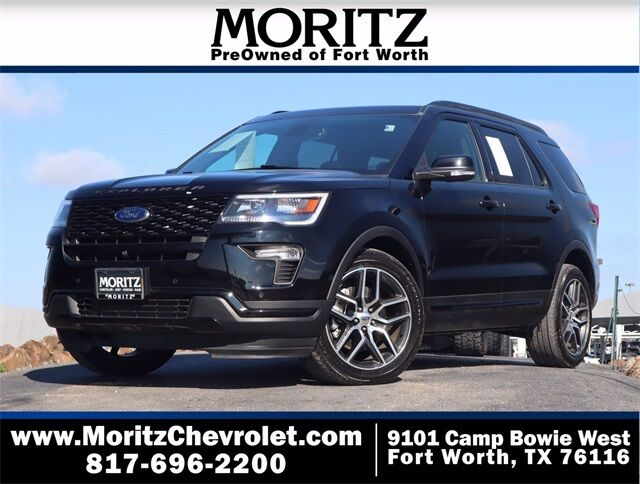 2018 Ford Explorer Sport Fort Worth TX