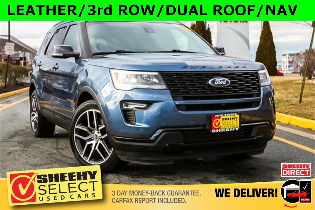 2018 Ford Explorer Sport Stafford VA
