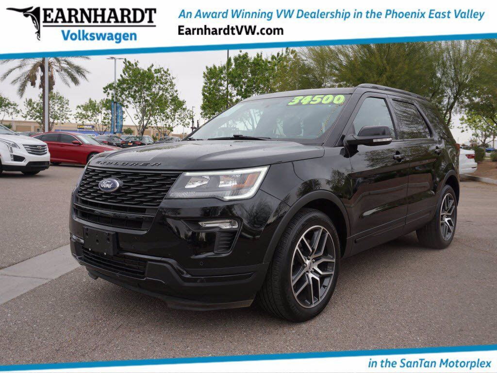 2018 Ford Explorer Sport Gilbert AZ