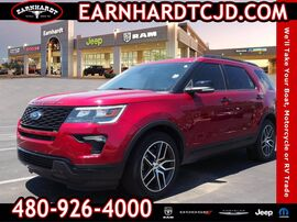 2018_Ford_Explorer_Sport_ Phoenix AZ
