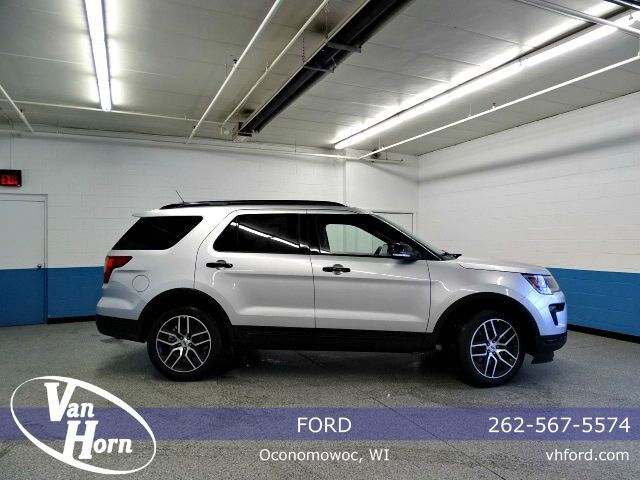 2018 Ford Explorer Sport Plymouth WI