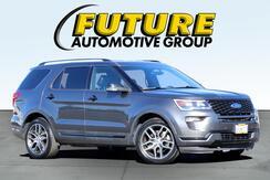 2018_Ford_Explorer_Sport_ Roseville CA
