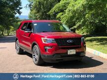2018 Ford Explorer Sport South Burlington VT