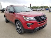 2018_Ford_Explorer_Sport_ Swift Current SK