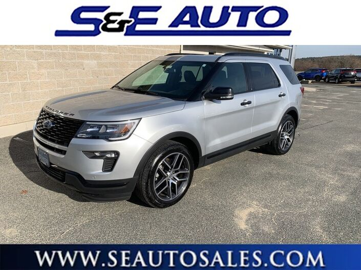 2018 Ford Explorer Sport Weymouth MA