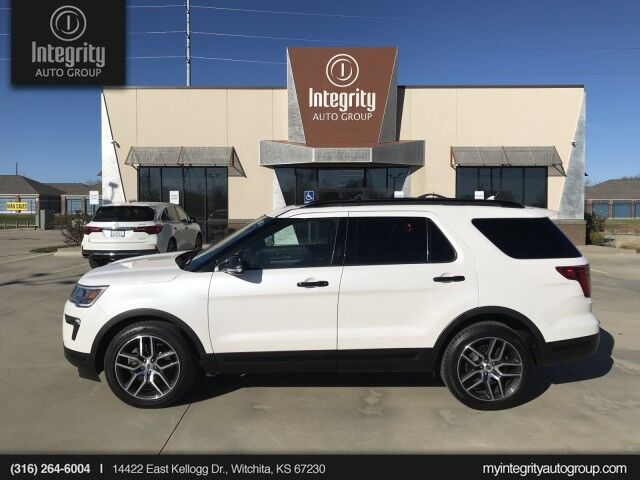 2018 Ford Explorer Sport Wichita KS