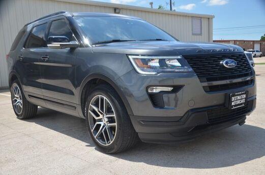 2018 Ford Explorer Sport Wylie TX