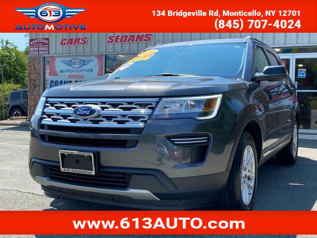 2018 Ford Explorer XLT 4WD Ulster County NY