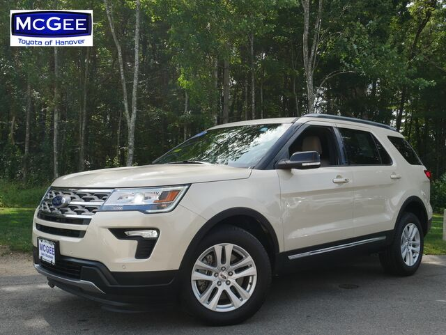 2018_Ford_Explorer_XLT 4WD_ Hanover MA