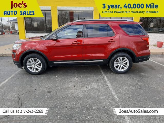 2018 Ford Explorer XLT 4WD Indianapolis IN
