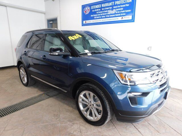 2018 Ford Explorer XLT 4WD LEATHER NAVI SUNROOF Listowel ON
