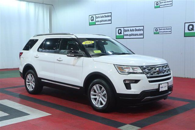 2018 Ford Explorer XLT 4WD Quincy MA