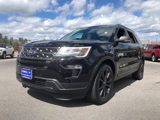2018 Ford Explorer XLT 4WD With Nav Plymouth MA