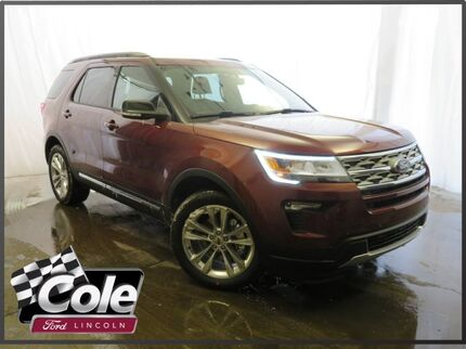 2018_Ford_Explorer_XLT 4WD_ Coldwater MI