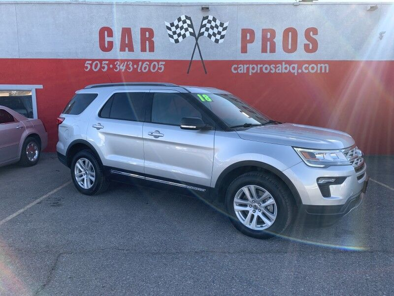 2018 Ford Explorer XLT Albuquerque NM
