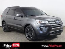 2018_Ford_Explorer_XLT Appearance Package w/Nav/Heated Leather_ Maumee OH