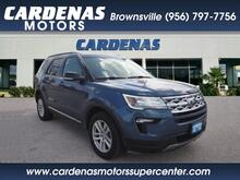 2018_Ford_Explorer_XLT_ Brownsville TX