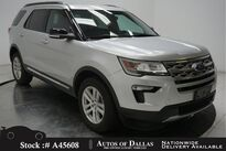 Ford Explorer XLT CAM,KEY-GO,PARK ASST,18IN WLS,3RD ROW 2018