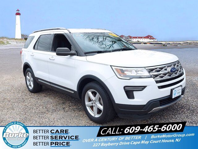 2018 Ford Explorer XLT Cape May Court House NJ