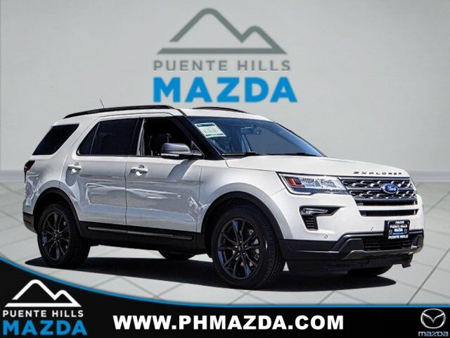 2018 Ford Explorer XLT City of Industry CA