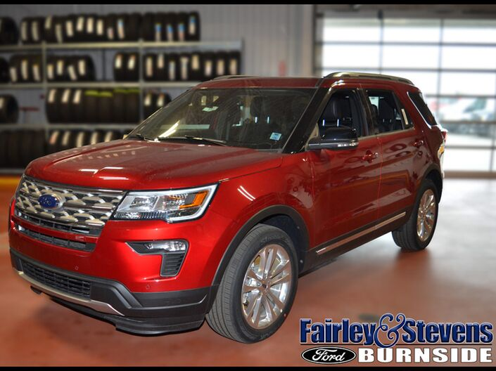 2018 Ford Explorer XLT Dartmouth NS