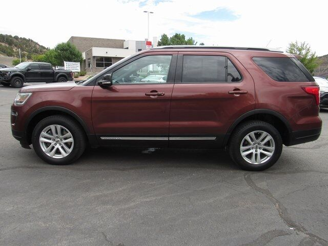 2018 Ford Explorer XLT Durango CO