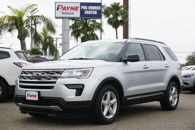 2018 Ford Explorer XLT Mission TX