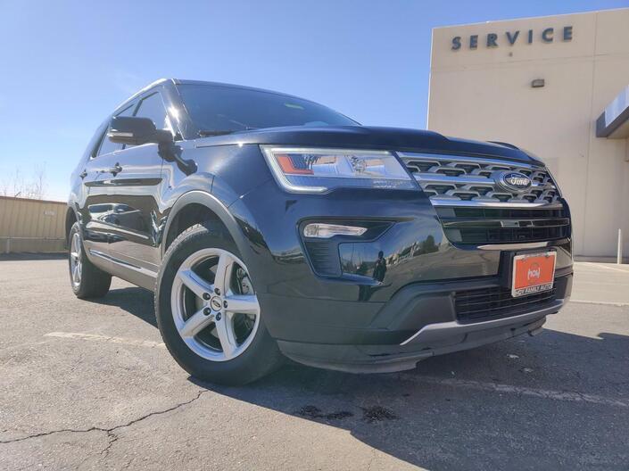 2018 Ford Explorer XLT El Paso TX