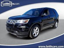 2018_Ford_Explorer_XLT FWD_ Cary NC