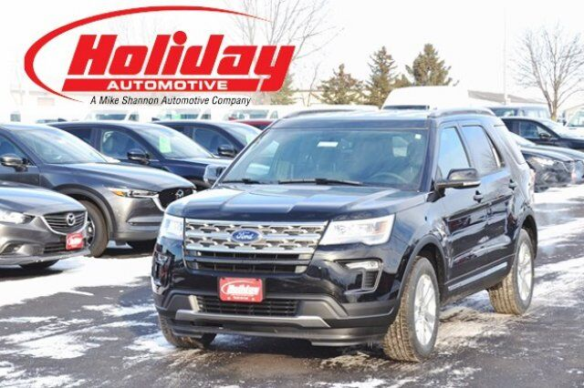Vehicle Details 2018 Ford Explorer At Holiday Automotive