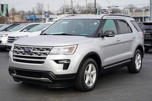 2018 Ford Explorer XLT Fort Wayne Auburn and Kendallville IN
