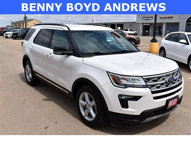 2018 Ford Explorer XLT Andrews TX