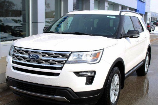 2018 Ford Explorer XLT Green Bay WI